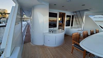 LA LA LAND 63 Crescent Custom Motor Yacht