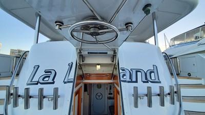 LA LA LAND 67 Crescent Custom Motor Yacht