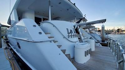LA LA LAND 68 Crescent Custom Motor Yacht