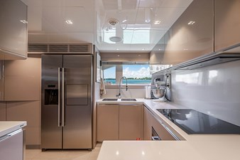 ARES 10 Galley