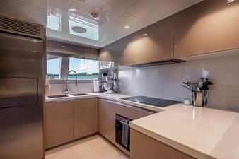 ARES 11 Galley