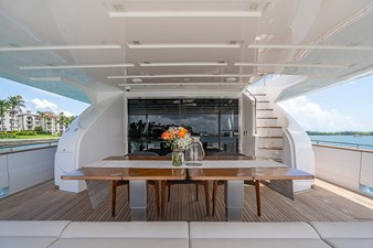 ARES 40 Aft Deck