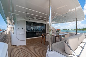 ARES 39 Aft Deck