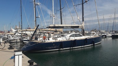 Royal van Dam Nordia 70 Blue Eagle Valencia