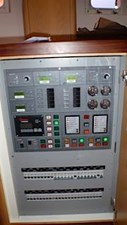 Royal van Dam NORDIA 70 Blue EagleMain switch panel
