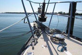 Bow & Electric Windlass