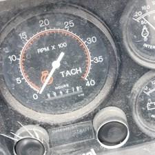 34. Engine hour meter
