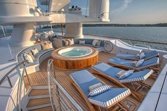 CYNTHIA 25 Sun deck