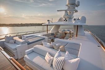 CYNTHIA 27 Sun deck
