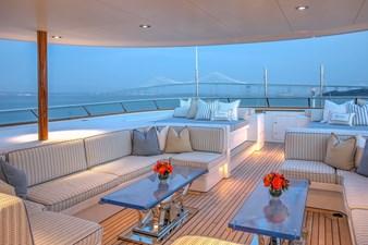 CYNTHIA 28 Sun deck