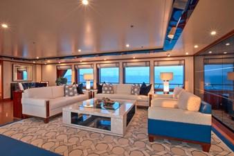 CYNTHIA 4 Main deck lounge