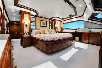 NEW STAR 5 Front cabin