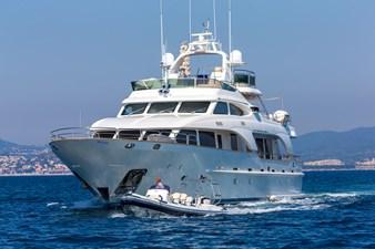 NEW STAR 15 At sea