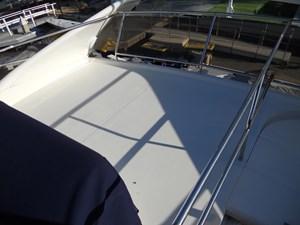 Carpe Diem 56 57_Flybridge Sunpad area
