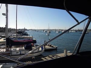 Carpe Diem 68 69_Flybridge Port View