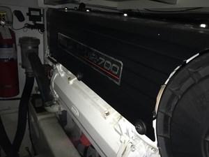Carpe Diem 72 73_Stbd Engine 3