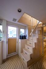 Stairway to Upper Deck