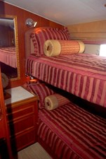 SEA SNAKE 55  guest bunk cabin