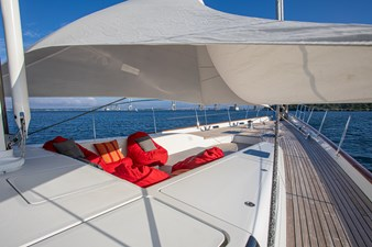 Playpen and Foredeck