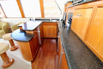 Carver 57 galley