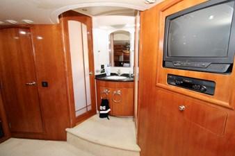 Carver 57 master cabin sink