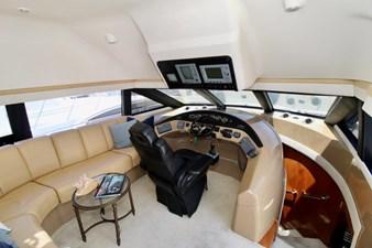 Carver 57 pilothouse
