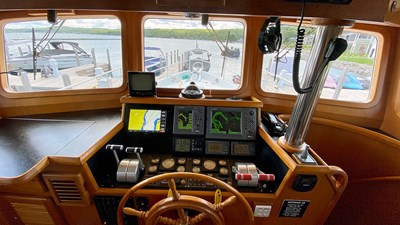 Seahorse 52 Keokuk JMYS Trawler Broker Listing -35