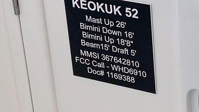 Seahorse 52 Keokuk JMYS Trawler Broker Listing -153