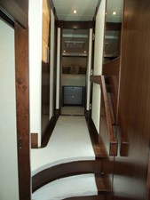 Companionway Looking Forward