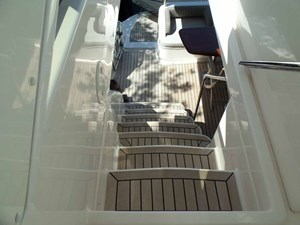 Flybridge Steps From Above