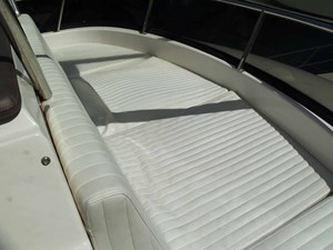 Flybridge Sun Lounge Forward of Helm