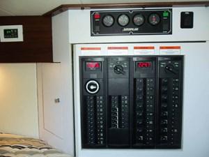 MONESSA 60 Crew Electric Panel