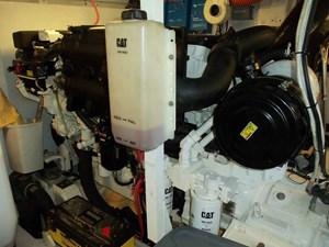 MONESSA 66 Starboard Engine