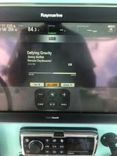 Raymarine, Fusion USB screen
