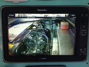 Engine room camera