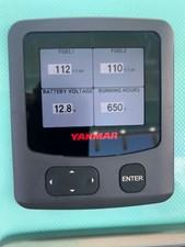 CANBus fuel gauge on Yanmar panel