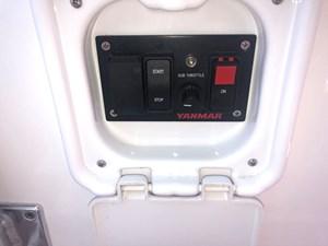 Emergency engine controls