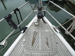 Southerly 535 fordeck