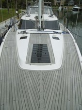 Southerly 535 deck