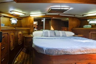 Nautorious 17 OWNER'S CABIN AFT