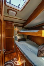 GUEST CABIN 1, PORTSIDE, LOOKING AFT