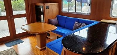 Peggy B 4 Peggy B 2003 CHERUBINI 50 Trawler Yacht Yacht MLS #266035 4