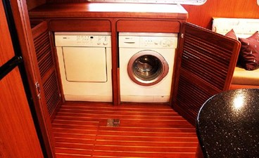 Peggy B 14 Washer and Dryer