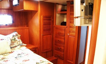 Owner's Stateroom from Head