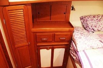 Guest Cabin Port Side