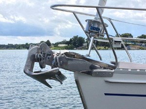 Stainless steel stemhead and anchor