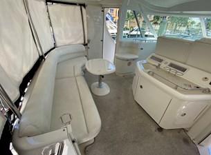 Enclosed Main Deck
