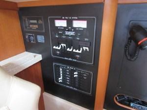Aventura 24 Electric panel