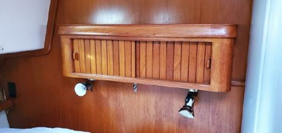 Owner's Stateroom Cabinet