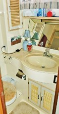 Owners Sink and Cabinets
